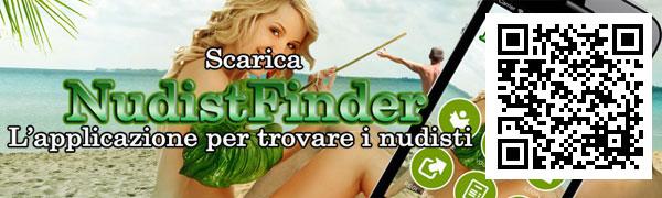 applicazione Nudist Finder